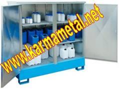 ibc-tanklari-kimyasal-asit-yag-toplama-kuveti-galvaniz-paslanmaz-tank-kuveti