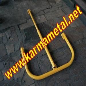 otopark-arac-yaslama-stoperi-demiri